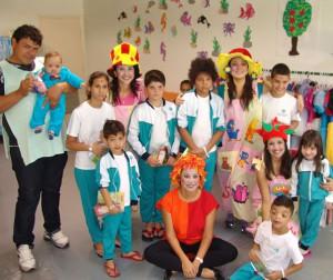 Atividades do Dia das Crianças em 2014